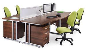 Set Height Desks (2)