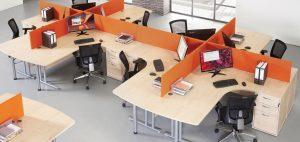 Set Height Desks